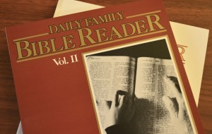 Daily Family Bible Reader 2